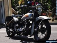 1934 Harley-Davidson Touring