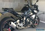 YAMAHA MT-10  Black 2016 Model  for Sale