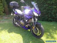 66 YAMAHA MT 07 TRACER with ** MANY YAMAHA EXTRAS **  LOW MILEAGE