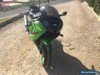 motorcycle kawasaki 600 ninja
