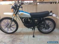 Honda Elsinore MT125 - CR RM KX