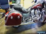 2017 Indian Springfield  for Sale