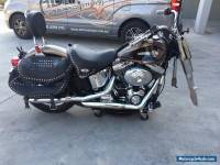 HARLEY DAVIDSON HERITAGE SOFTAIL 01/2004 MODEL STAT PROJECT MAKE AN OFFER