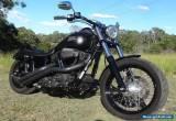 Harley Davidson Street Bob - 2015 - 6500 kms - ABS for Sale