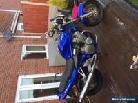 2002 SUZUKI GSF600 BLUE