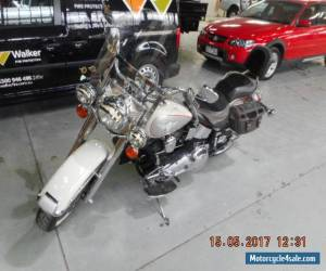 """HARLEY DAVIDSON SOFTAIL HERITAGE,COW HIDE CLASSIC """"LTD EDITION"""" for Sale"""