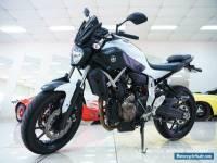 2014 Yamaha MT-07 LA