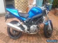 Suzuki SV650N 2006 Blue