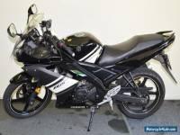 YAMAHA YZF R15 2012 MOTORBIKE BLACK 150cc 5847km YZFR15 ROAD BIKE #236067