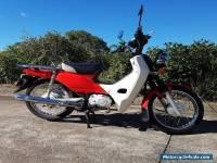 Honda NBC110 Cub