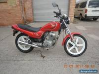 HONDA CB250 1997 GREAT LAMS LEARNER BIKE OR COMMUTER RUNS RIDES GREAT EASY