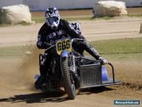 Kawasaki Ninja ZX6R Dirt Track Sidecar Race Bike