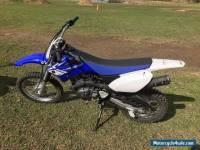 Motorbike - Yamaha TTR 125E