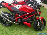 Ducati 04/2015 StreetFighter