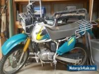 Suzuki 200 AG Farm Bike