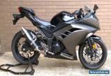 2015 Kawasaki Ninja 300 LAMS EX300 Track race bike  for Sale