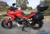 2013 DUCATI MULTISTRADA 1200 S - ONLY 13,368 ks for Sale