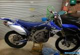 YZ450f Yamaha Fuel injected Dirt Bike in GC Top Bike like wr cr yz rm kx crf for Sale
