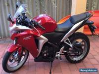 Honda CBR250R ABS - Red