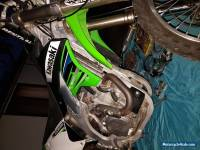 kawasaki KLX 450R Dirt Bike
