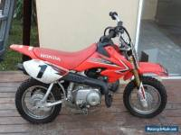 HONDA CRF50 MOTORBIKE 2008 peewee dirt bike, very good condition, P/U Langwarrin