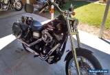 2007 harley davidson fxdb  for Sale