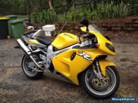 Suzuki TL1000R V-Twin 1000cc