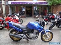 2001 Honda CB500 twin commuter