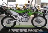 2014 Kawasaki KLX150L (KLX150E) KLX150L Dual Purpose Manual 150cc  for Sale
