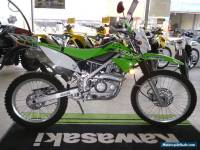 2014 Kawasaki KLX150L (KLX150E) KLX150L Dual Purpose Manual 150cc