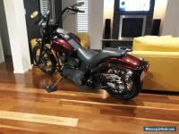 Harley Davidson Custom show bike