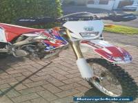 Honda crf250x d Road legal Full MOT