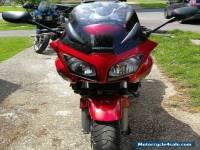 Honda CBF1000 A-8