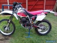 Honda XR250R 2002