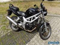 Suzuki SV650 (restricted for A2 licence)