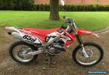 2012 CRF450R 1 Owner from new Beautiful condition RMZ KXF SXF YZF  for Sale