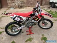 Honda Cr 250 Motocross 2000 SuperEvo?