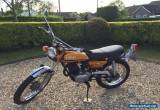 Yamaha DT175 Genuine UK Motocycle Low Milage, 12 Month MOT, Very Good Condition for Sale