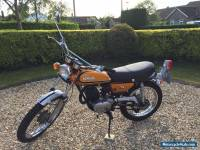 Yamaha DT175 Genuine UK Motocycle Low Milage, 12 Month MOT, Very Good Condition