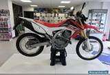 Honda CRF250L  2016  for Sale
