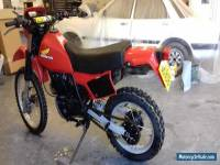 HONDA XL600R 1985 CLASSIC LONG M.O.T READY TO RIDE