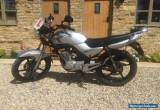 Yamaha YBR 125 - 2009 - only 3600 miles!! for Sale