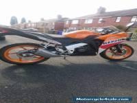 Honda CBR 125R Repsol