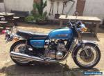 Suzuki GT750 Kettle 1976 2 Stroke - great condition for Sale