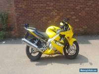 2002 honda cbr600 only 1 former keeper