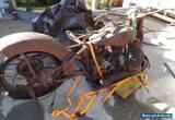 1934 Harley-Davidson Other for Sale