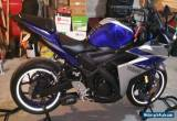 2015 Yamaha R3 for Sale