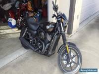 2015 Harley-Davidson Street