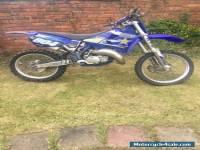 2001 Yamaha Yz 125