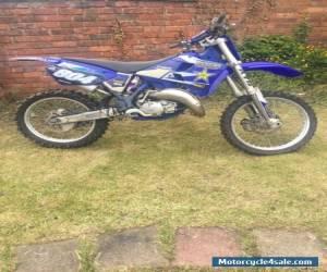 2001 Yamaha Yz 125 for Sale